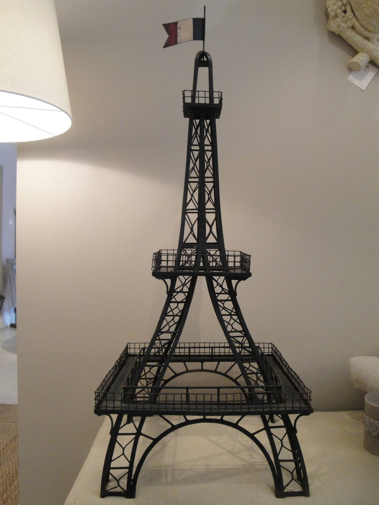 Eiffel Tower Architectural Model For Sale At 1stdibs