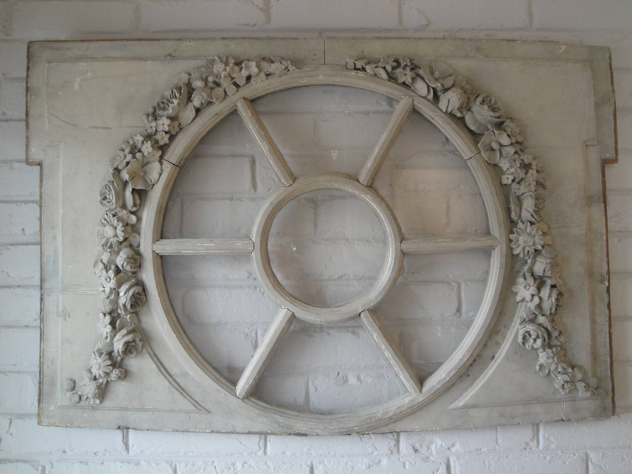 18th century french ocular window at 1stdibs for 18th century window