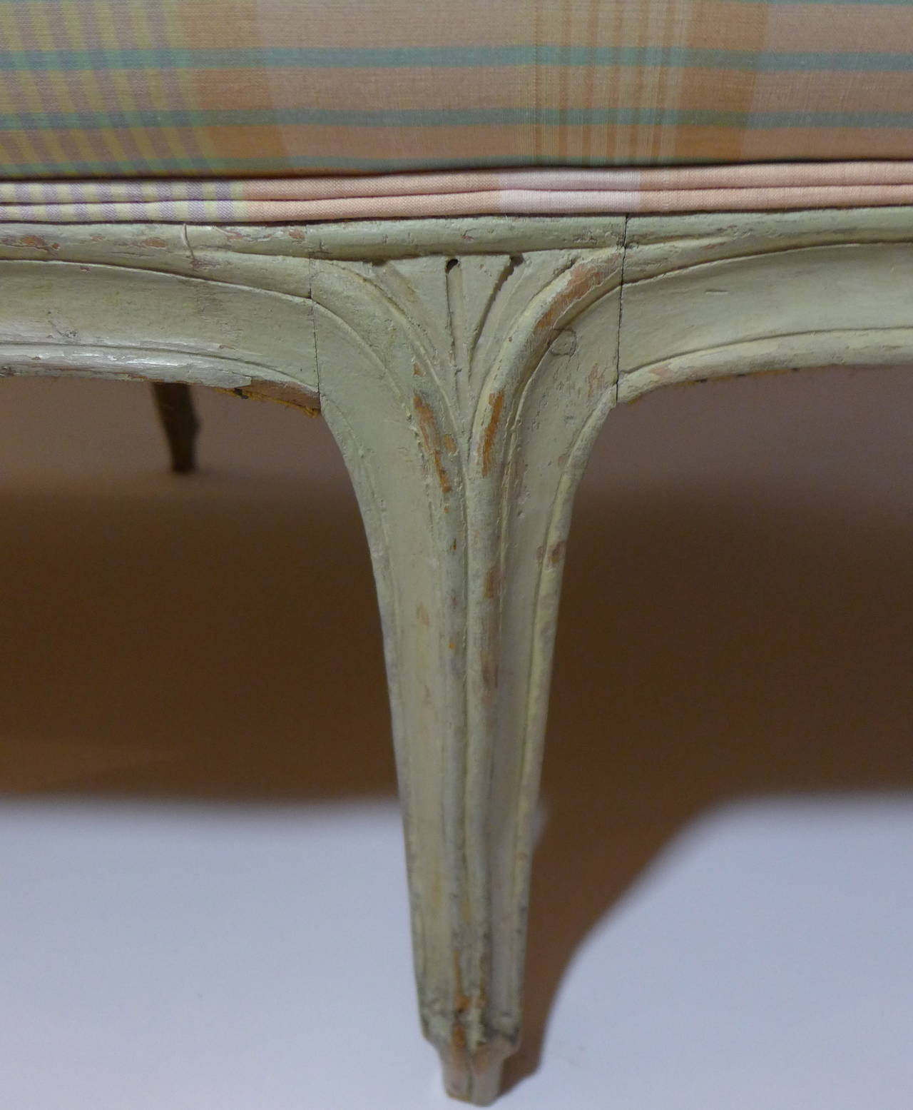 French 19th Century Louis XV Canape In Excellent Condition For Sale In den Haag, NL