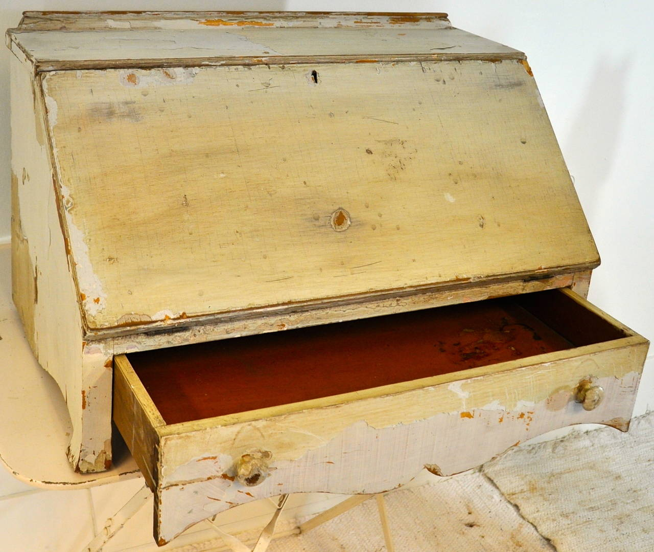 Travel Writing: A 18th Century Travel Writing Desk At 1stdibs