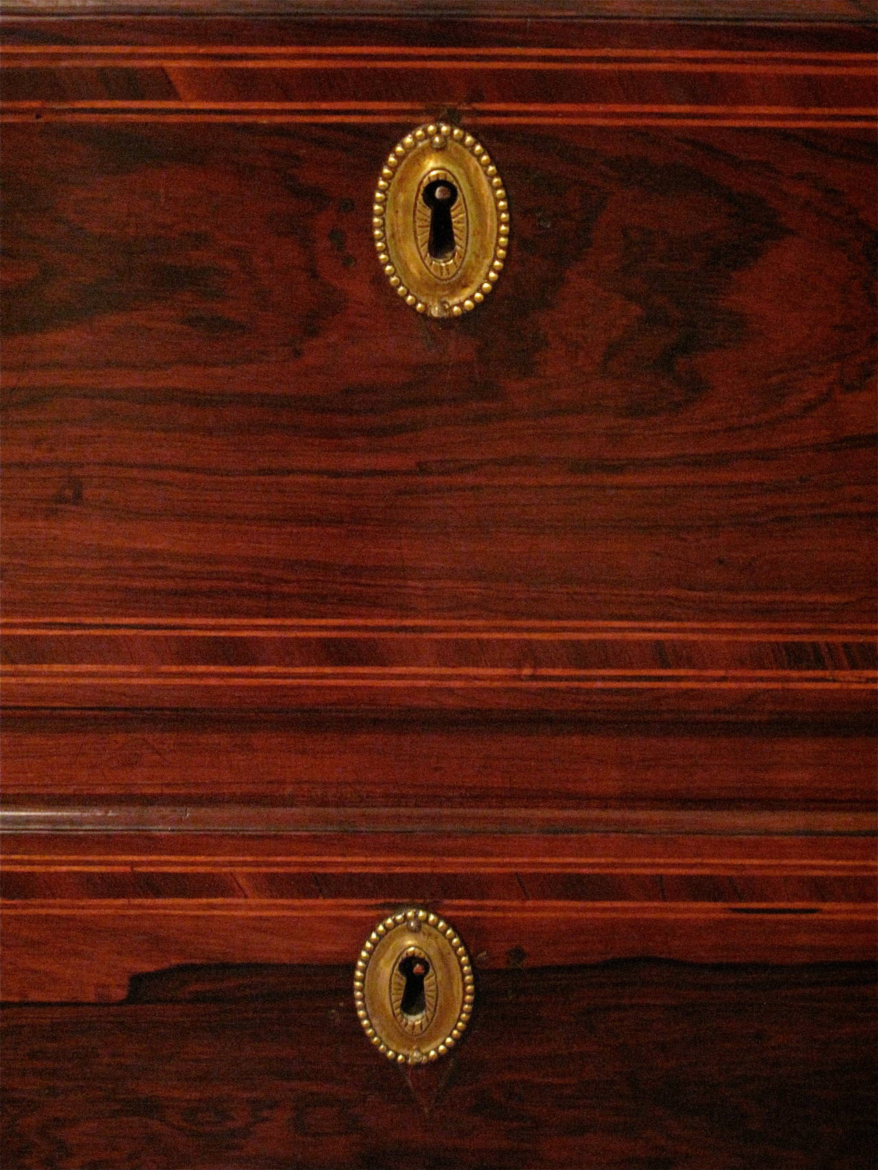 british colonial rosewood chest of drawers 19th century