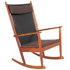Rocking Chair by Hans Olsen