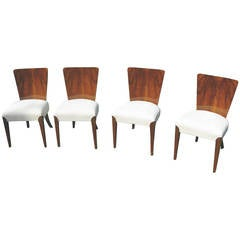 Art Deco Chairs Halabala H 214