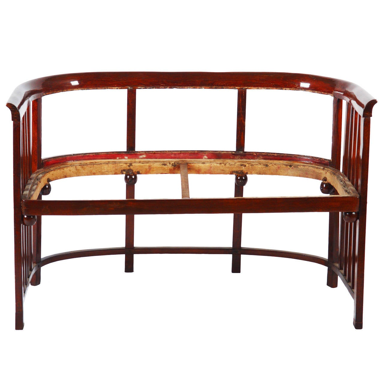 Bentwood Beach Attributed To Josef Hoffmann At 1stdibs