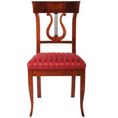 Chair Biedermeier Style