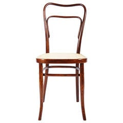 Kohn Bent Wood Chair Attributed to Adolf Loos