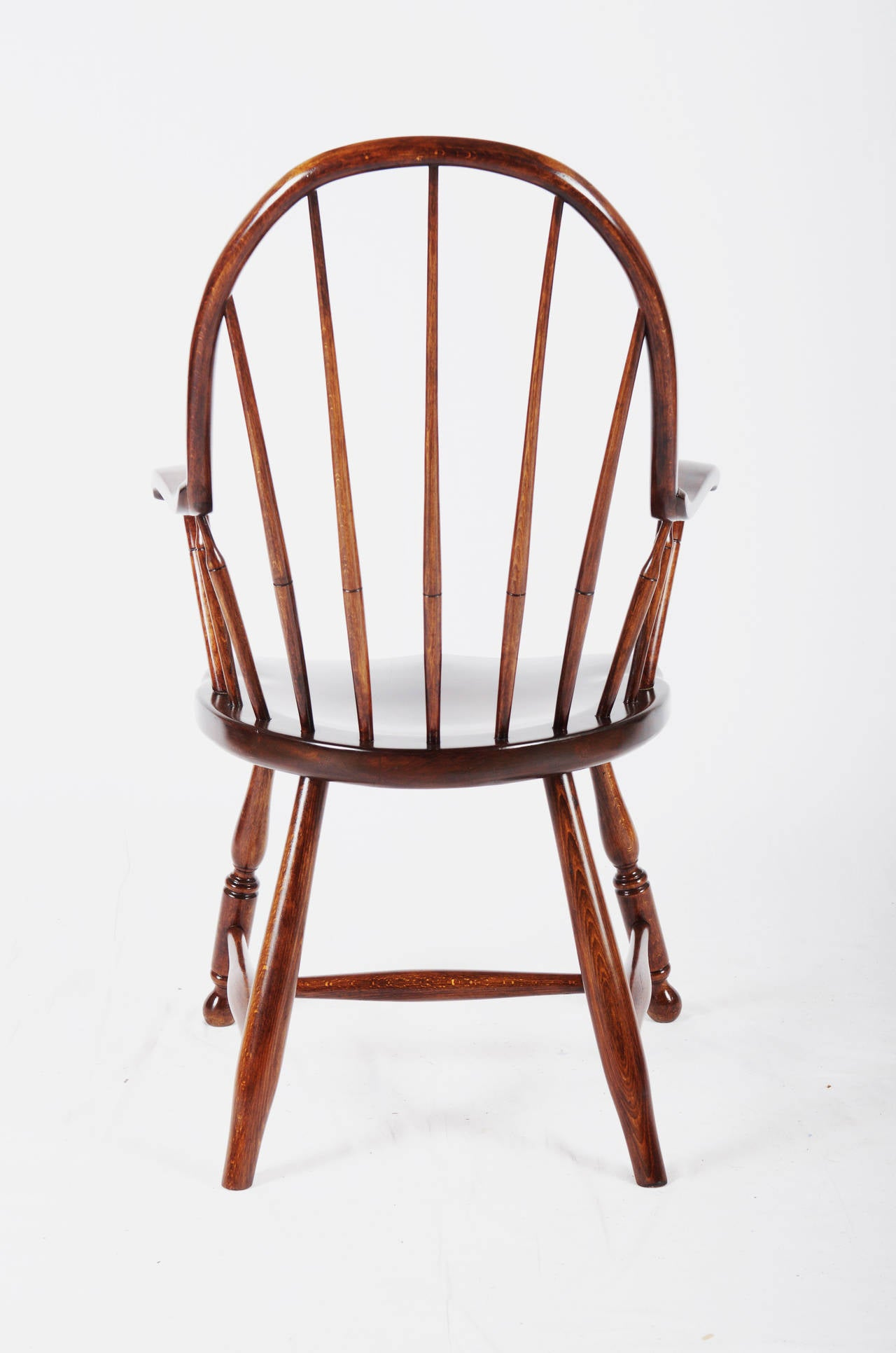 Rare Thonet Windsor Chair attributed to Josef Frank at 1stdibs