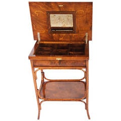 Thonet Dressing or Lady's Work Table