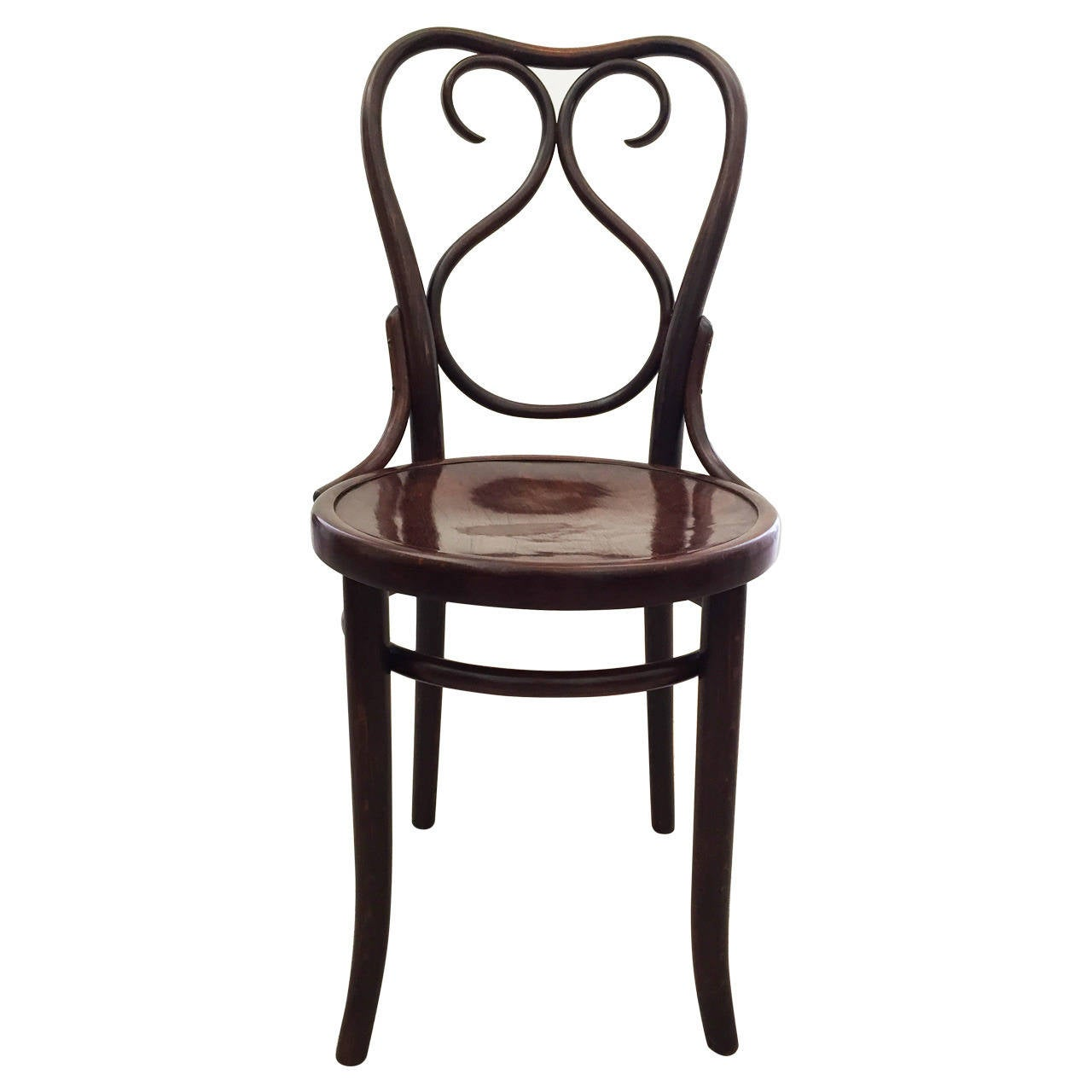 Thonet Chair Catolog Number 548 For Sale at 1stdibs