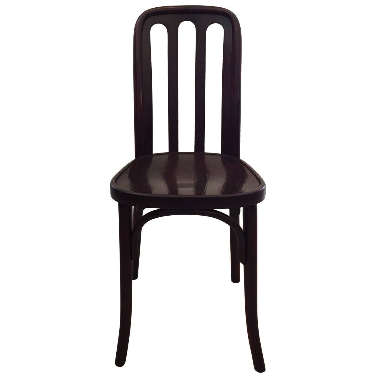 Dining Chairs Attributed to Josef Hoffmann