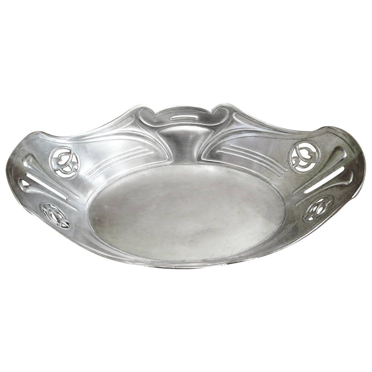 WMF Art Nouveau Plate