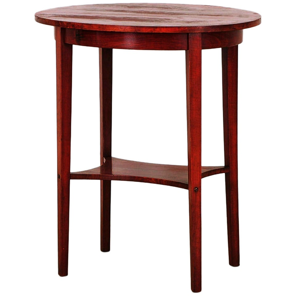 Thonet table no 206 for sale at 1stdibs for Table thonet
