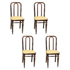 Thonet 41 Dining Chairs