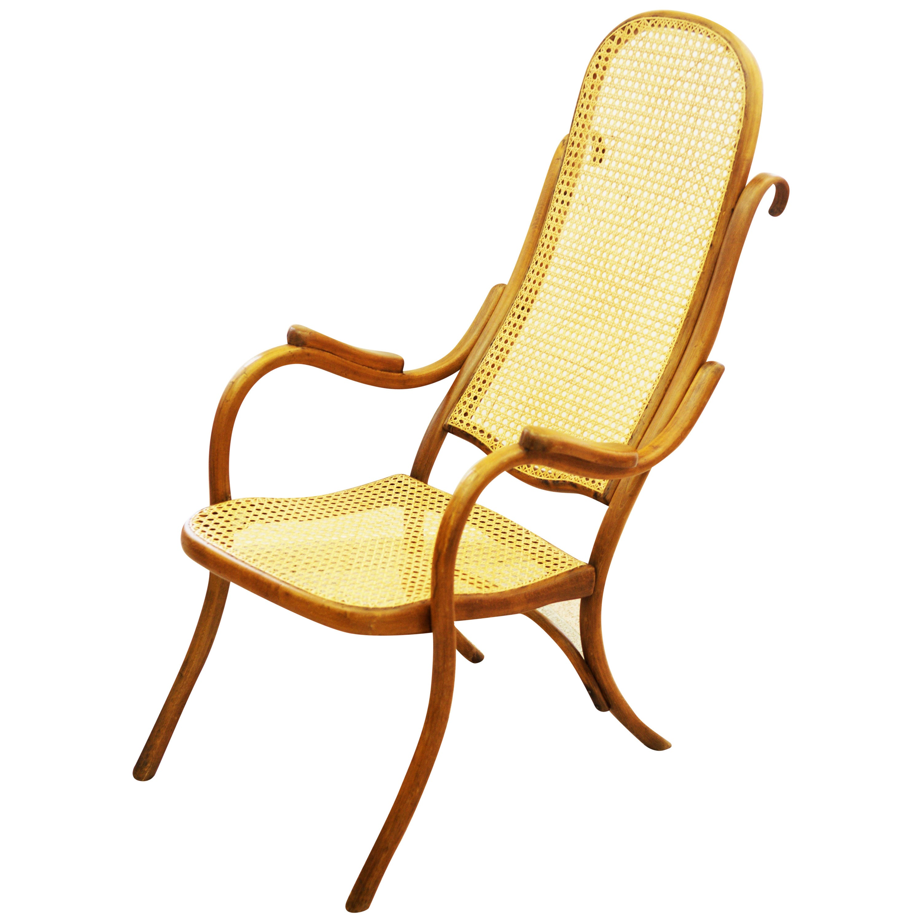 """Thonet """"Caminfauteuil"""" Fireplace Armchair Number One"""