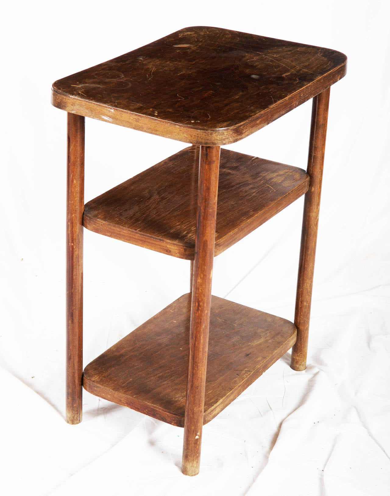 Thonet side table at 1stdibs for Table thonet