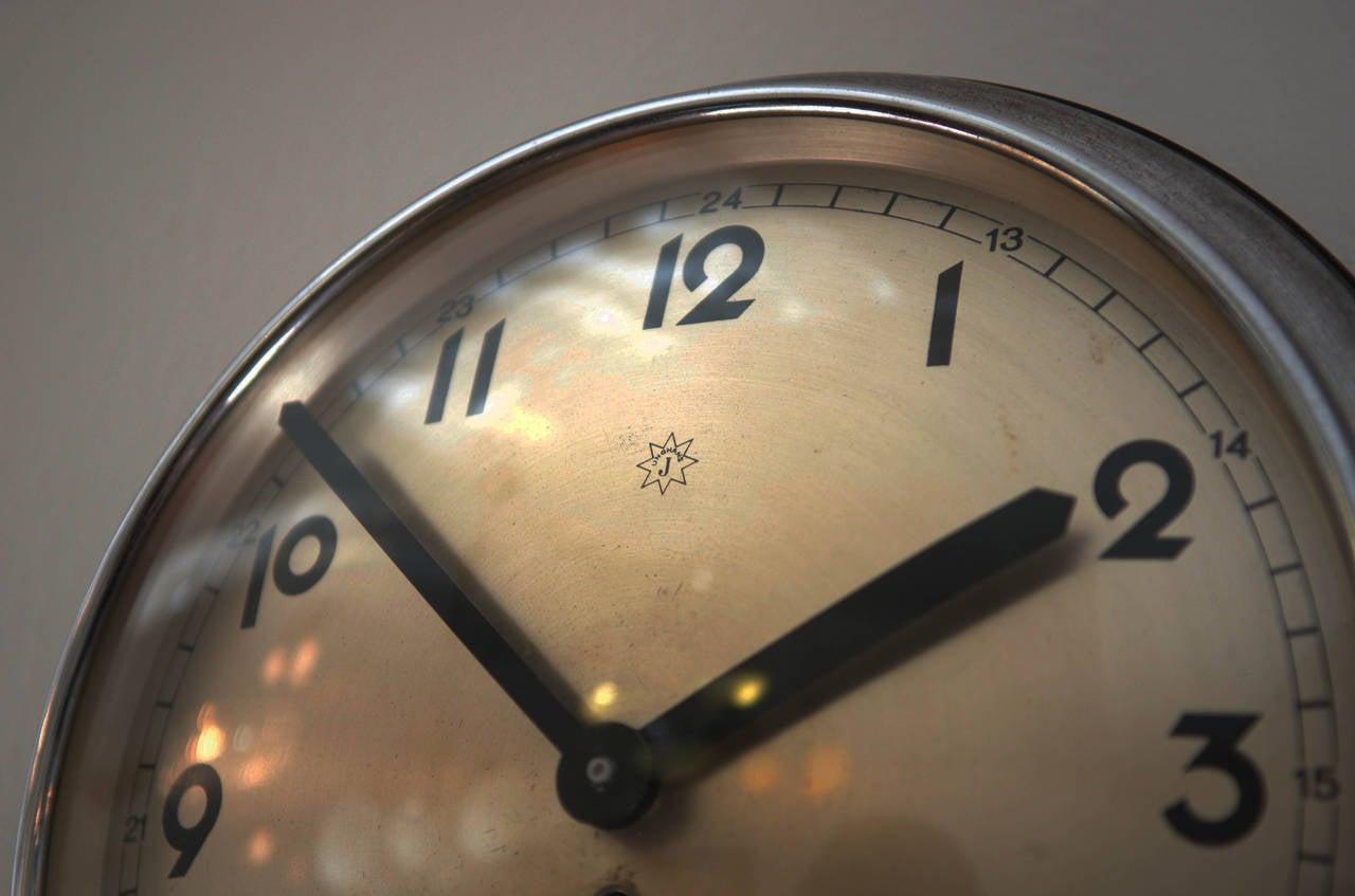 Junghans clock dating