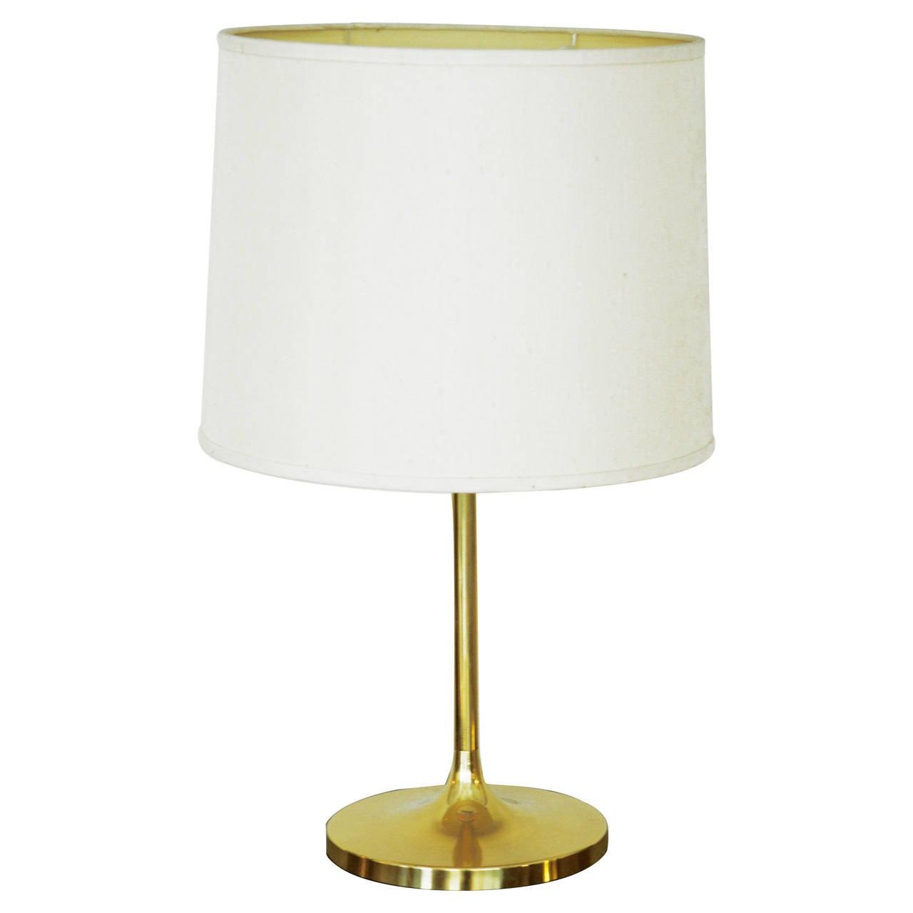 Kalmar Brass Table Lamp