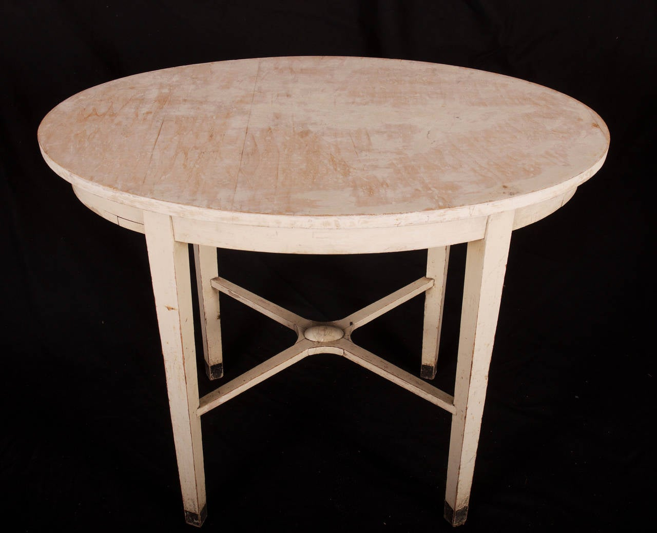 Softwood Art Deco Coffee Table For Sale