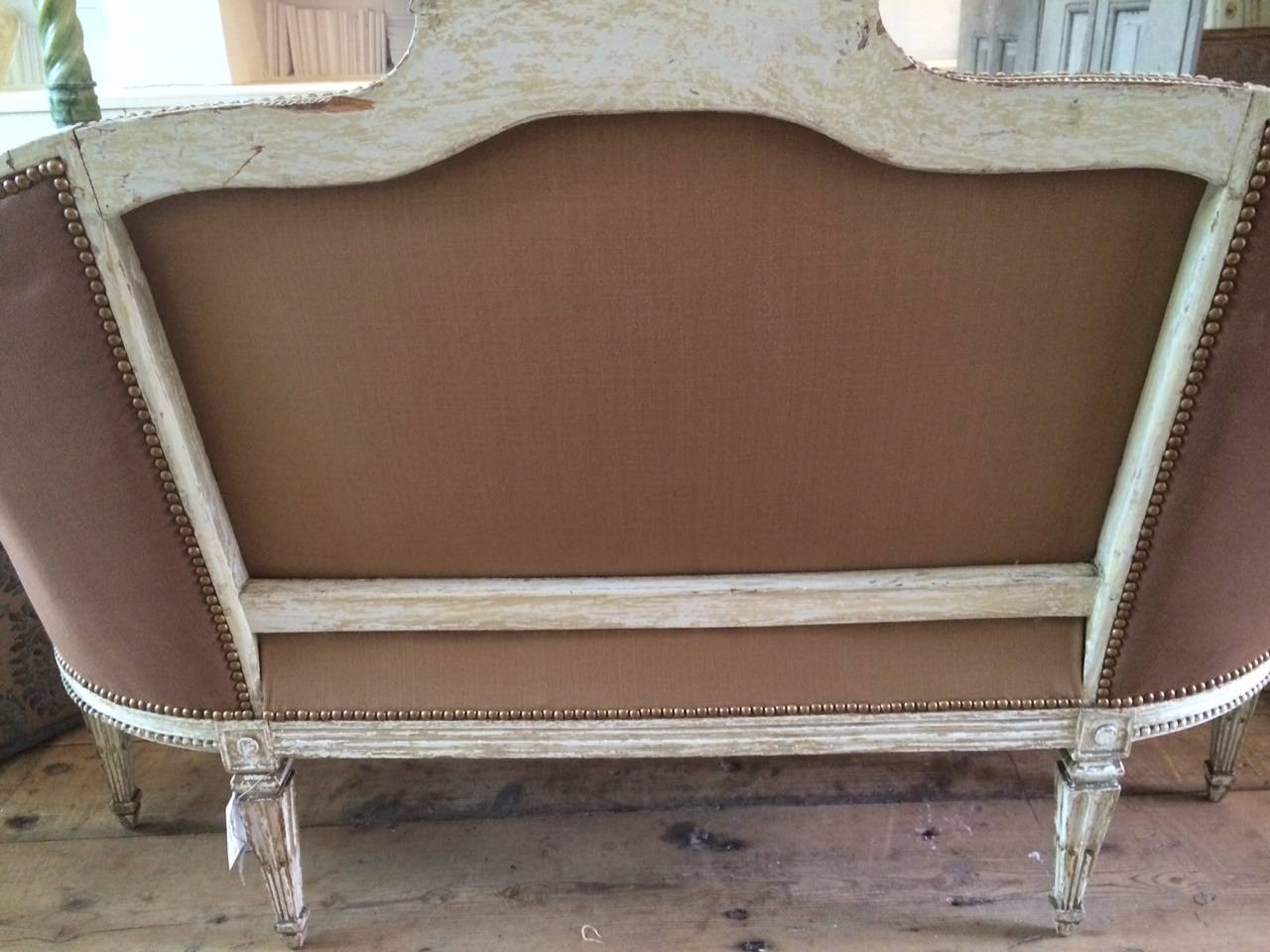 French louis xvi canape corbielle for sale at 1stdibs for Canape for sale