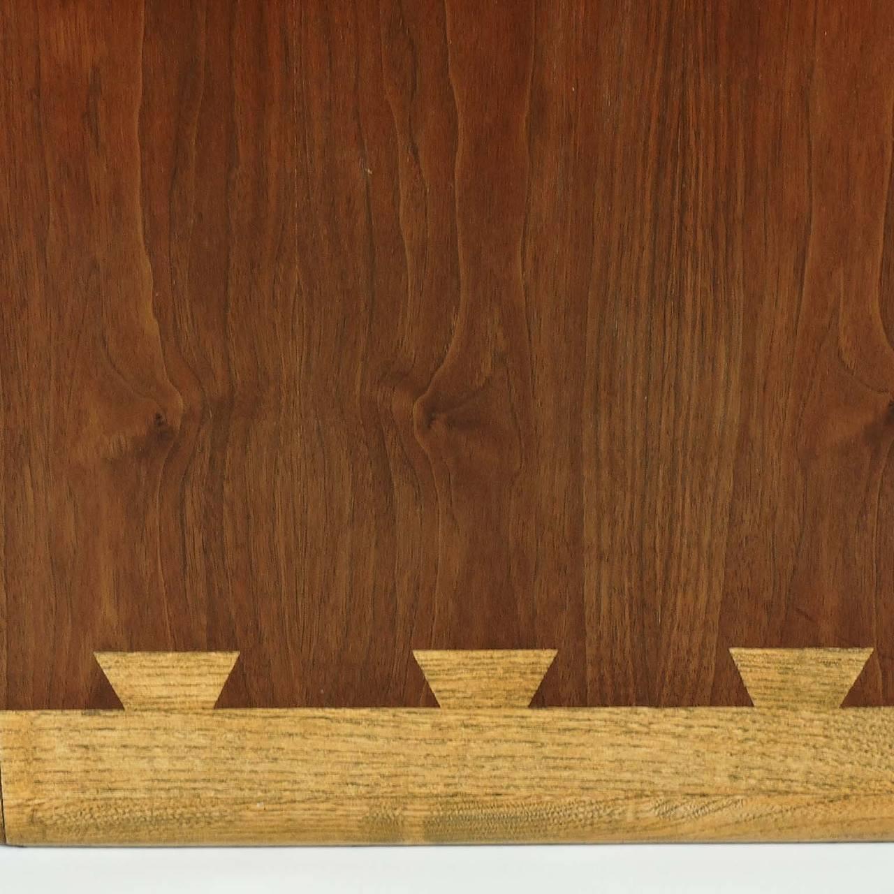 Lane Acclaim Series Coffee Table: Mid-Century Modern Lane Acclaim Series Dovetail Coffee