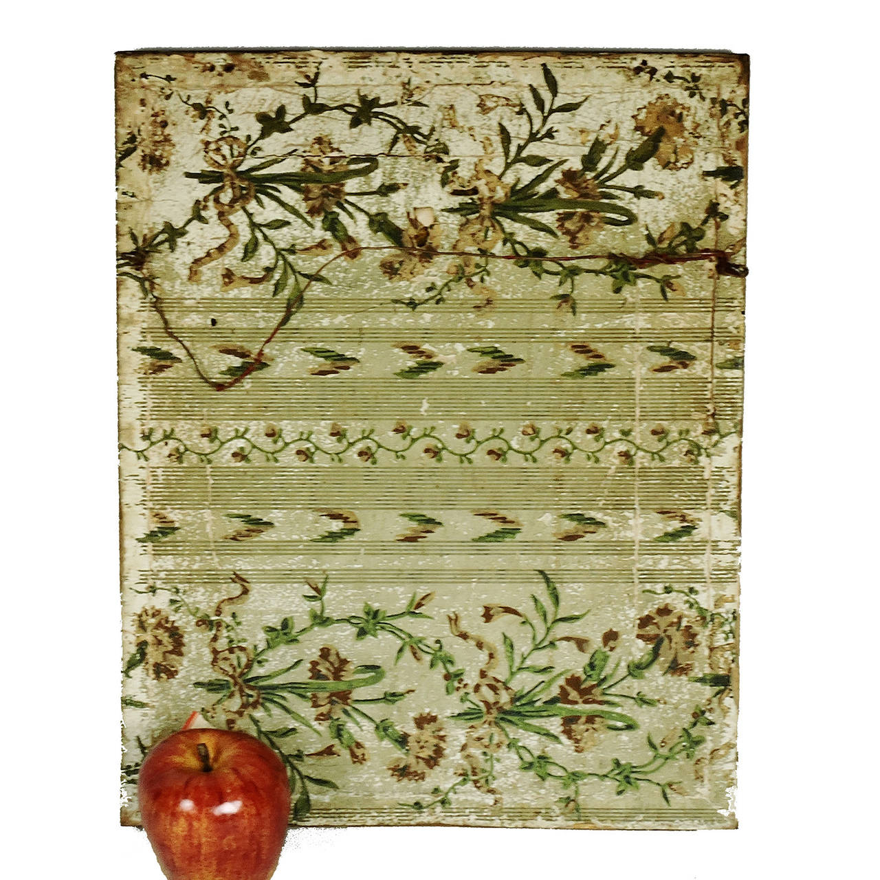 'Fame Decorating Shakespeare's Tomb' Needlework Picture 18th-19th Century In Good Condition For Sale In Concord, MA