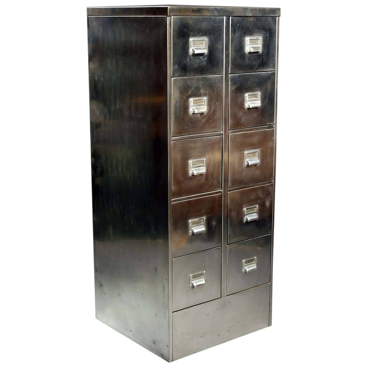 metal cabinets for sale polished metal filing cabinet for at 1stdibs 23233