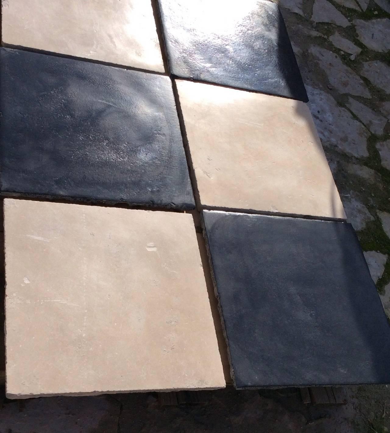 Provencal stone floors stock of 25 m2 269 2 sqft 3 cm for 2 thick granite