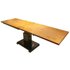 Art Deco Architect Table