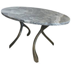 Emily Summers Studio Line Wishbone Occasional Table