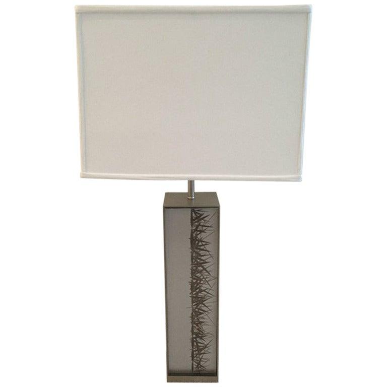 Emily Summers Studio Line, Borderline Table Lamp
