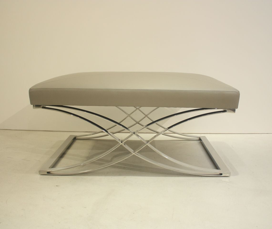 Modern Pair of Cecchini Benches For Sale