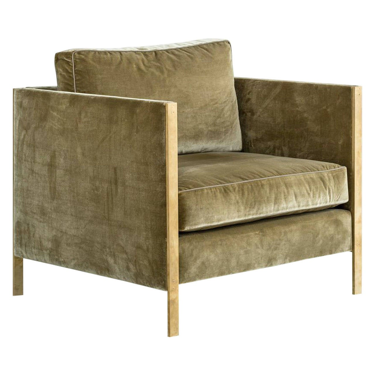 KGBL Armstrong Armchair, Custom Order, COM/COL For Sale