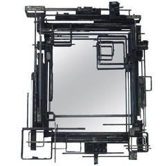 "James Bearden ""Cathedral Series"" Portal Mirror"