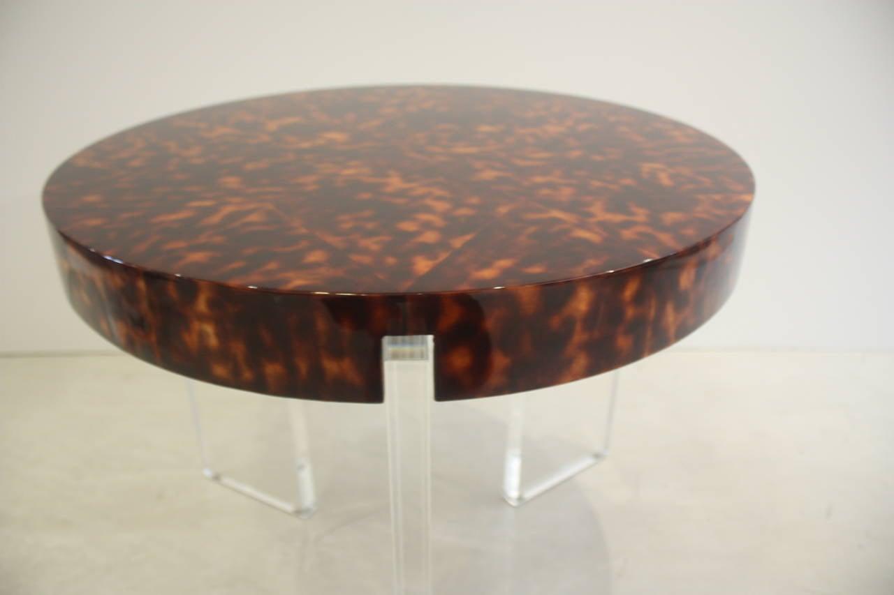 Liz O'Brien Editions, the Sam Table, Modern Side Table 2
