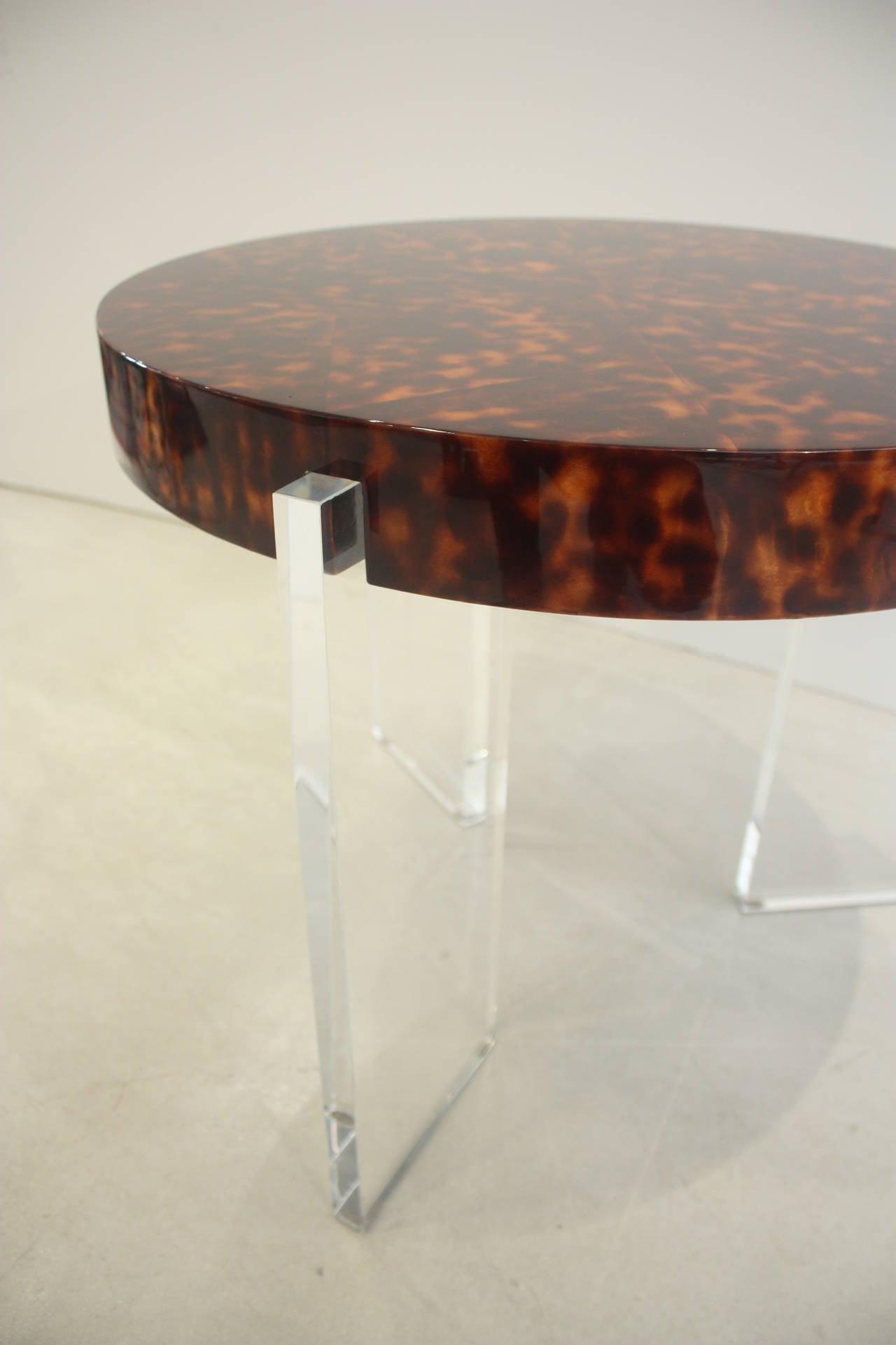 Liz O'Brien Editions, the Sam Table, Modern Side Table 3