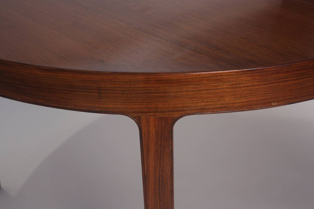 Ole Wanscher Dining Table, Denmark, circa 1960s 2