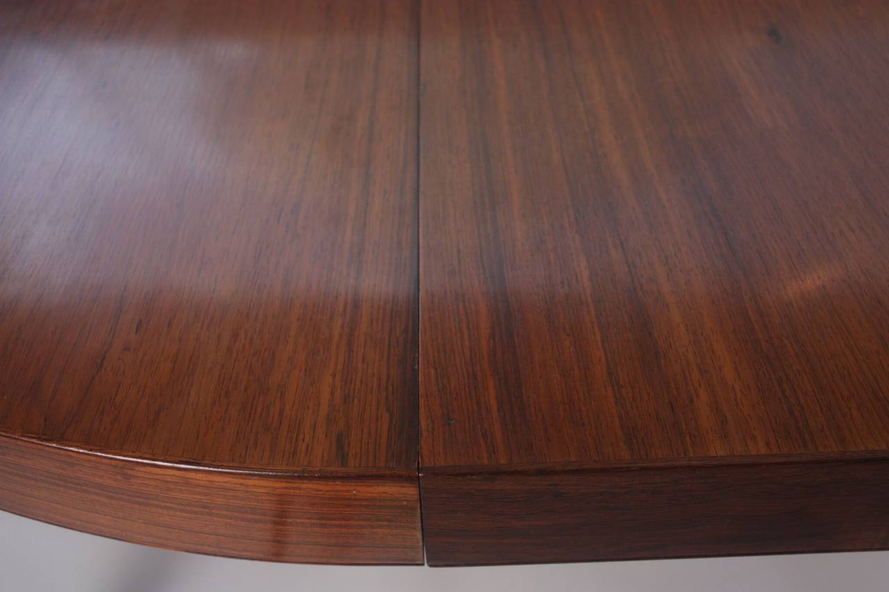 Ole Wanscher Dining Table, Denmark, circa 1960s 3