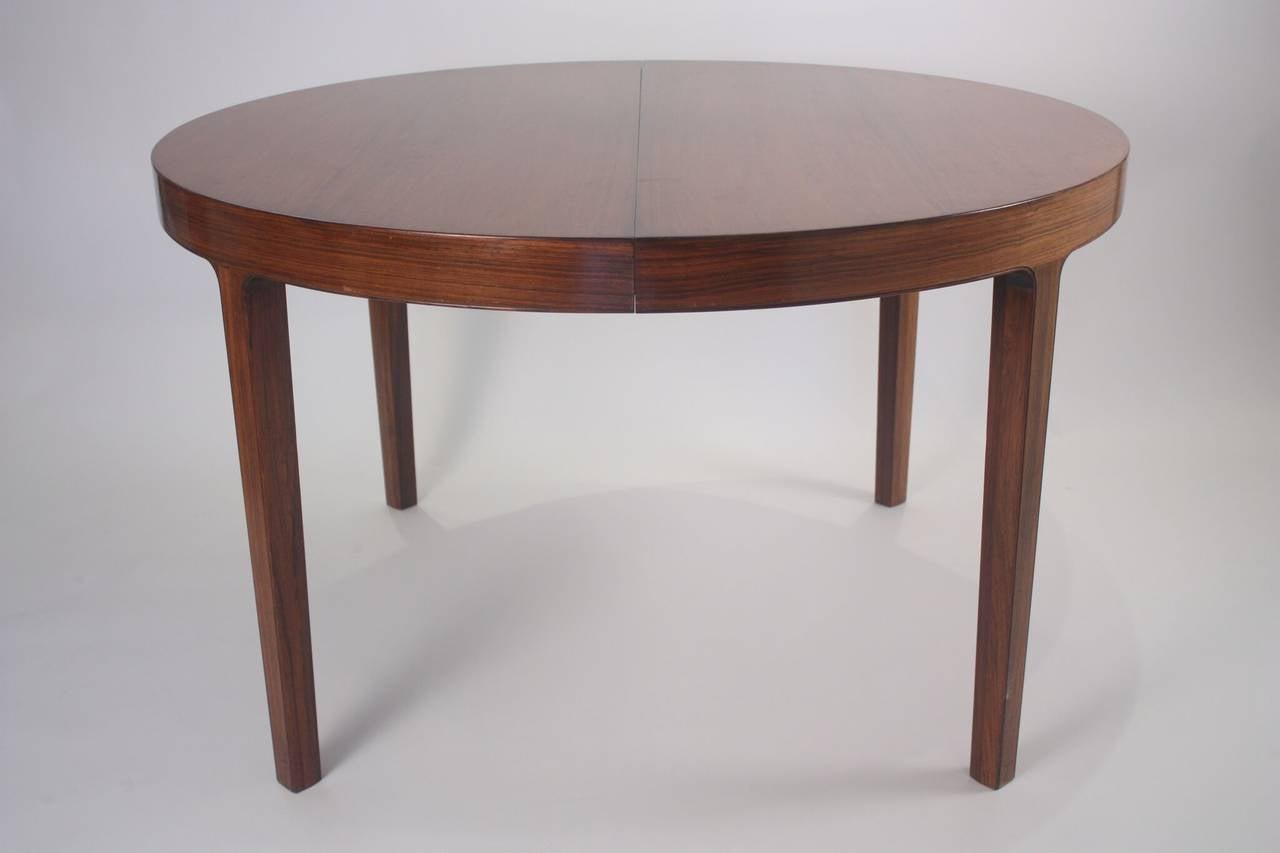 Ole Wanscher Dining Table, Denmark, circa 1960s 6