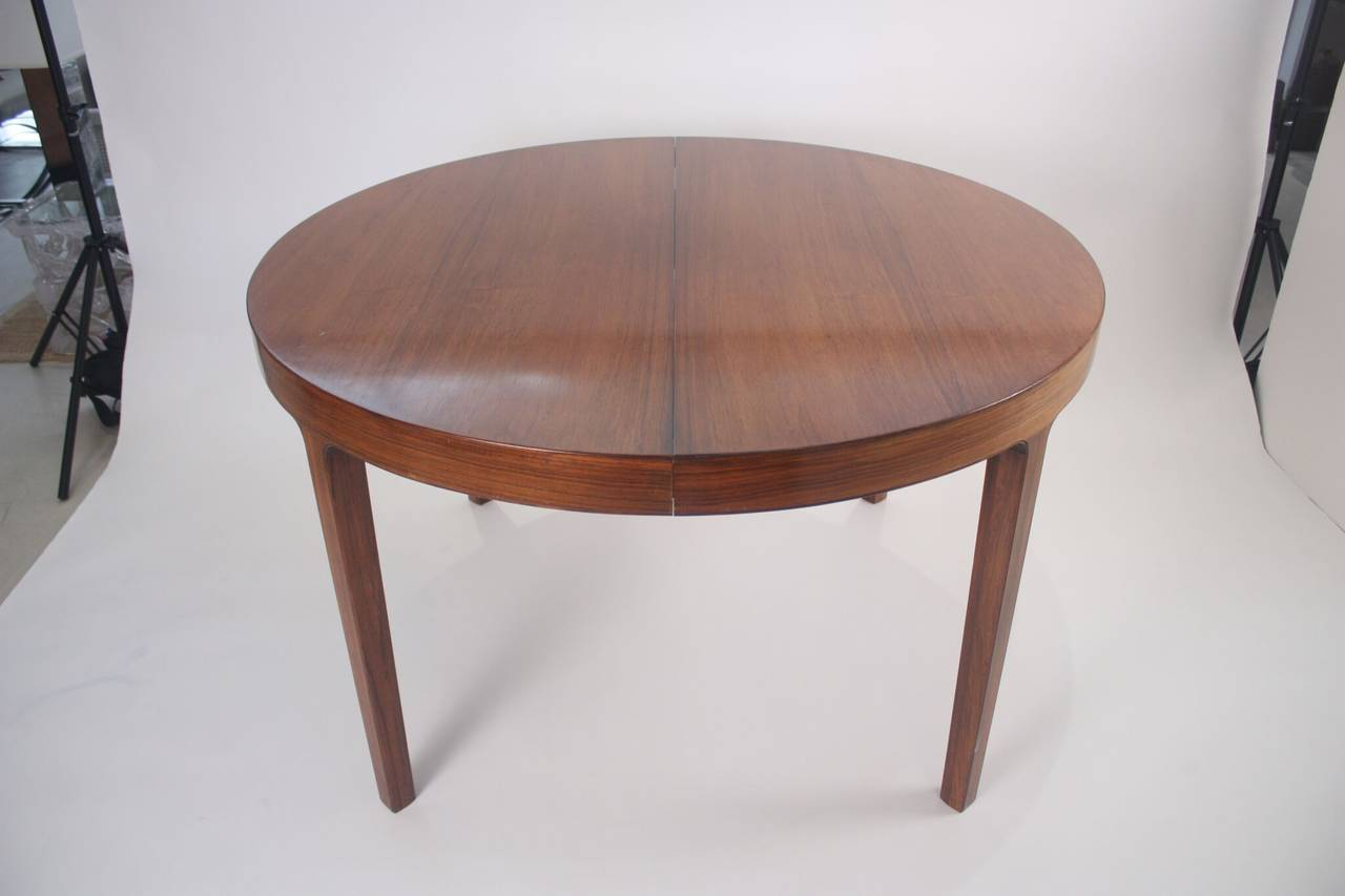 Ole Wanscher Dining Table, Denmark, circa 1960s 4