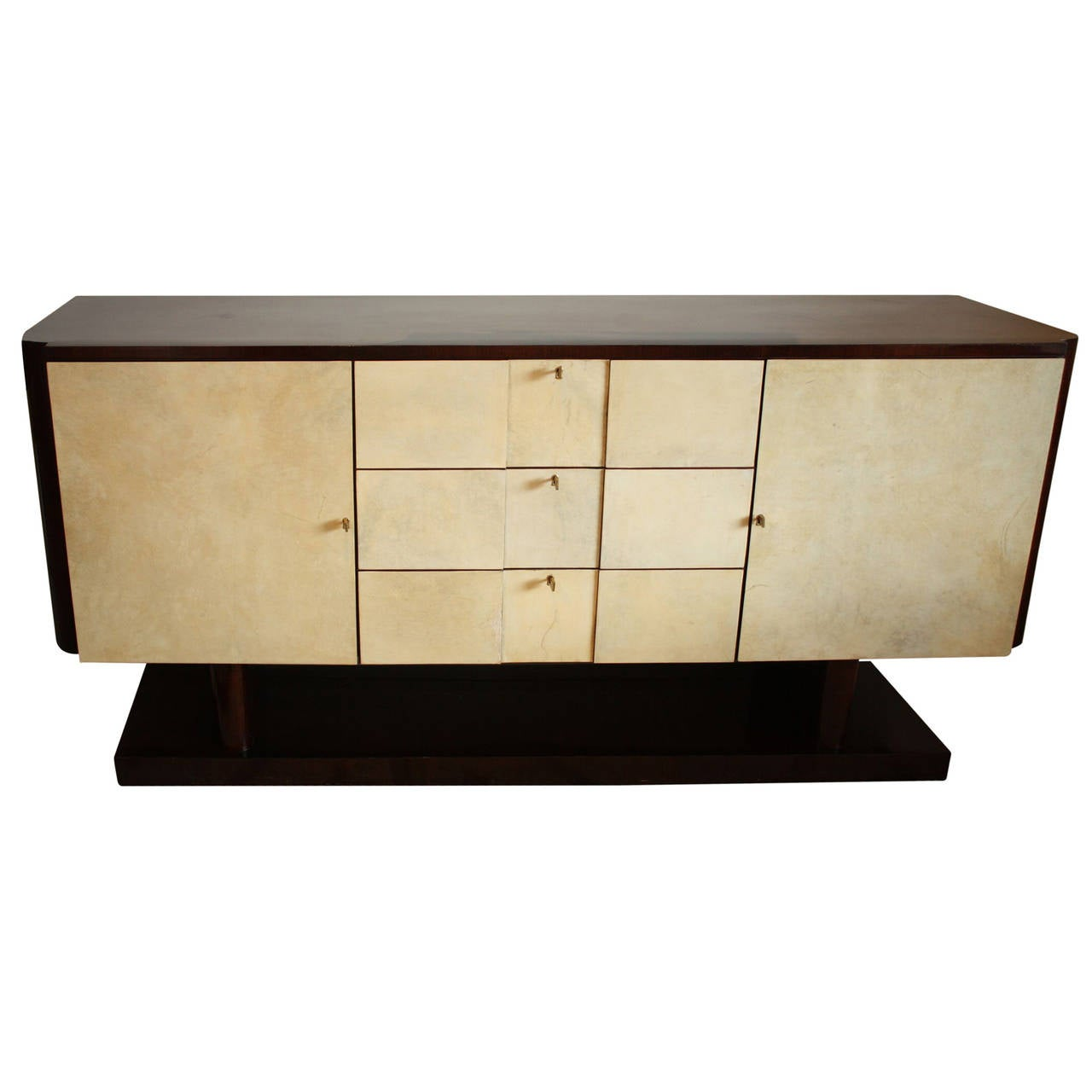 French Art Deco Cabinet 1