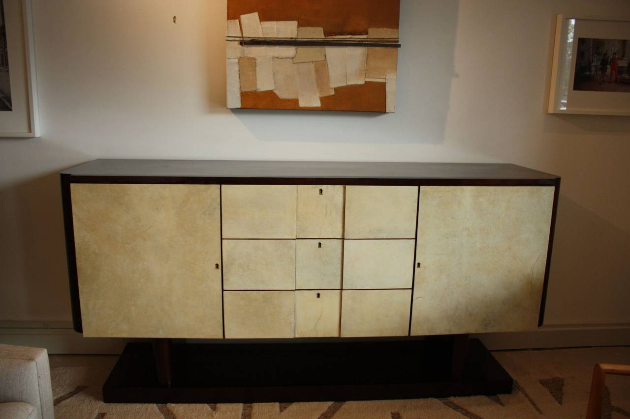 French Art Deco Cabinet 2