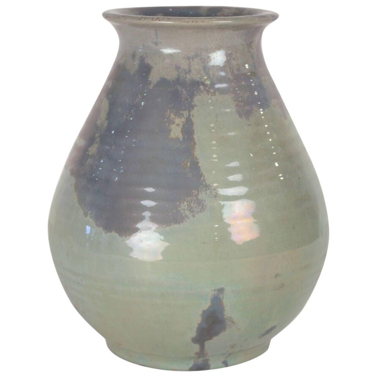 Pewabic Pottery Vase 1