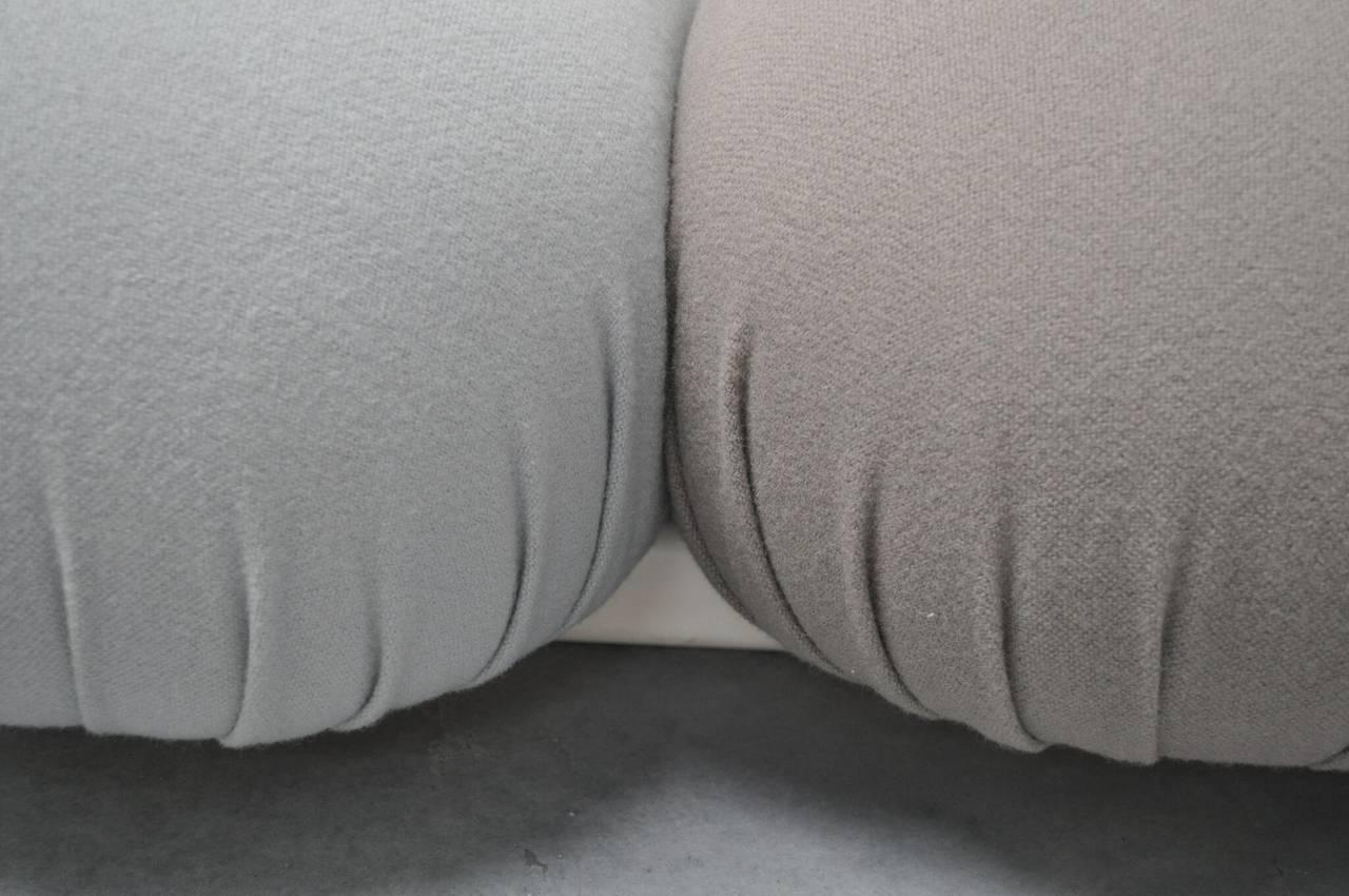 """Pierre Paulin """"Blublub"""" Three-Seat Sofa, 1972 5"""