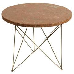 Side Table by Rene Brancusi