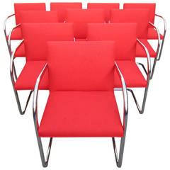 Rare Avant Garde 1930s Bauhaus Germany School Desk Chair
