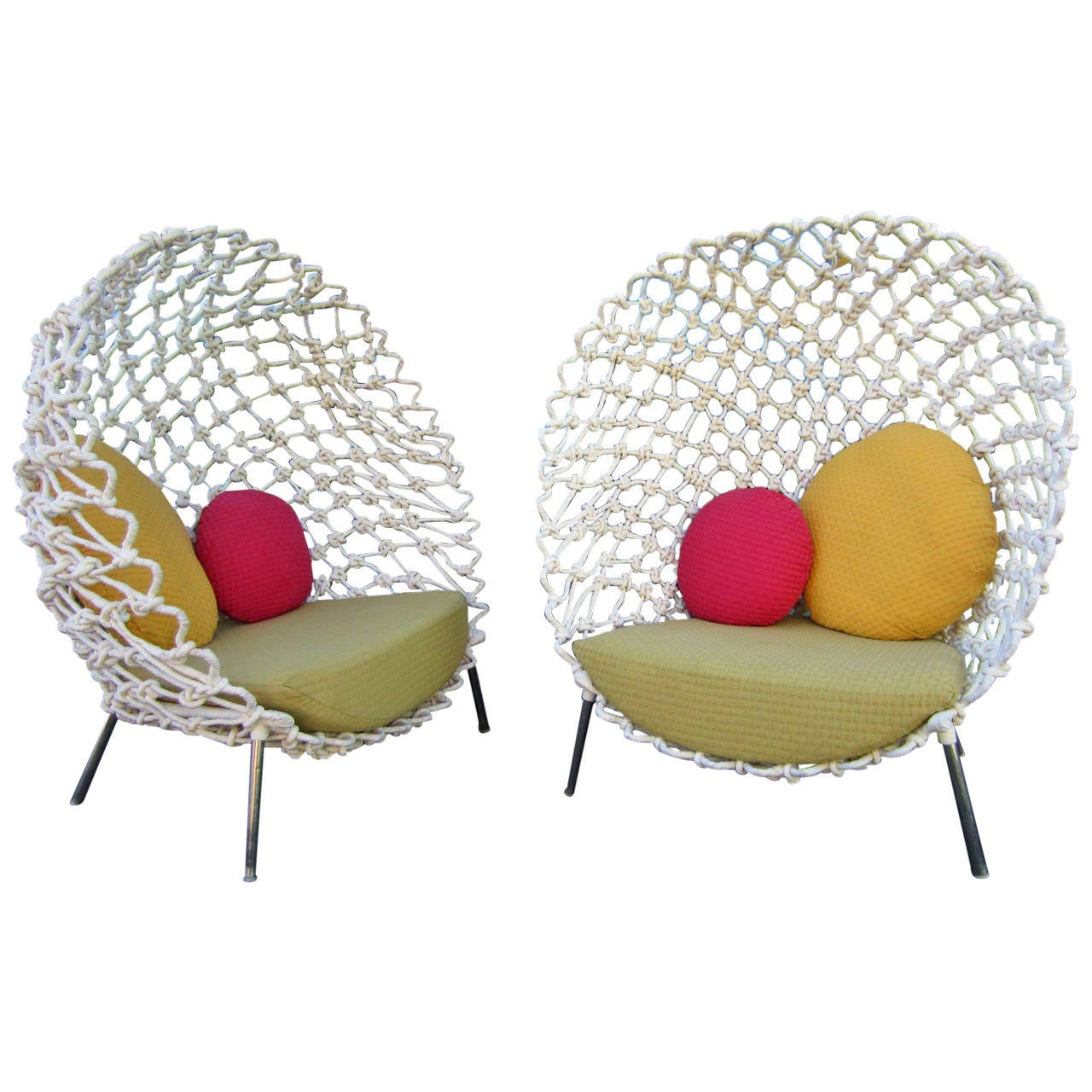 Kenneth cobonpue furniture Lamp Designer Kenneth Cobonpue Dragnet Chair Lounge Chairs In White For Sale Jedi News Designer Kenneth Cobonpue Dragnet Chair Lounge Chairs In White At
