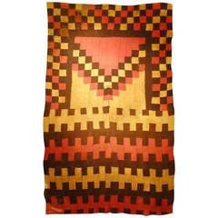 Exceptional Pre-Colombian Proto-Nazca Civilization Dignitary Tunic