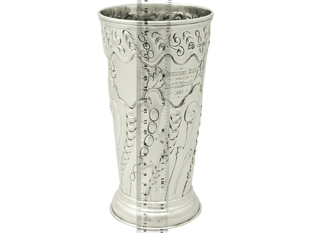 Vase Silber Raum Und M 246 Beldesign Inspiration