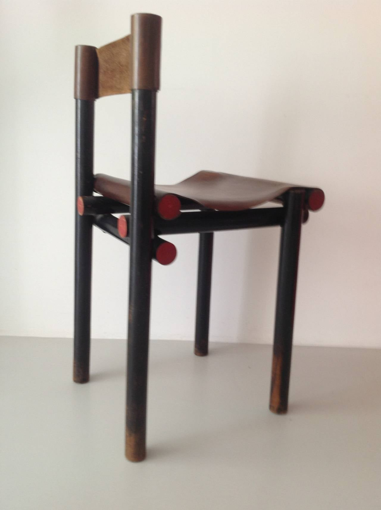 Piano Chair by Gerrit Rietveld De Stijl For Sale at 1stdibs