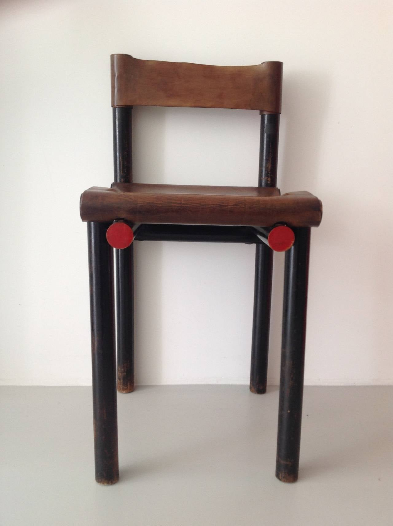 Gerrit rietveld chair for sale - Piano Chair By Gerrit Rietveld De Stijl 2